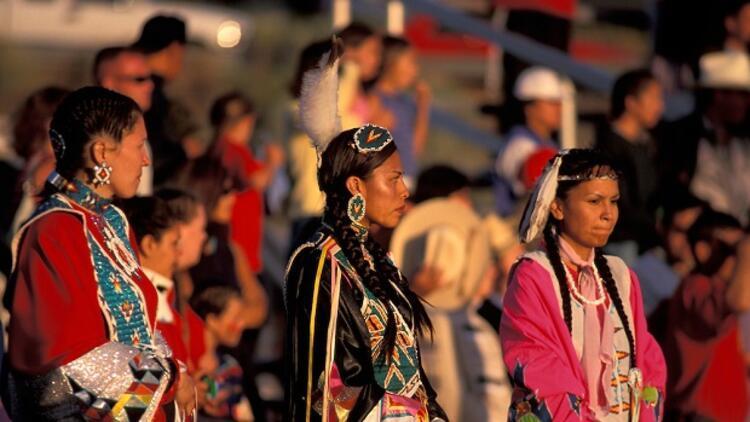 Kızılderililere Türk yardımı Amerikalıları incitti