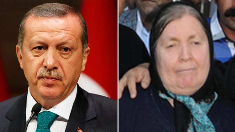 Cumhurbaşkanı Erdoğan'dan Abdullah Cömert'in annesi Hatice Cömert'e suç duyurusu