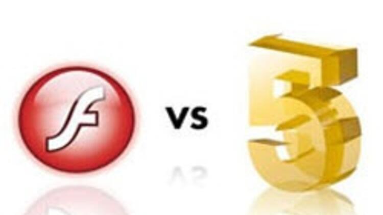 Adobe Flash ve HTML5 karşı karşıya