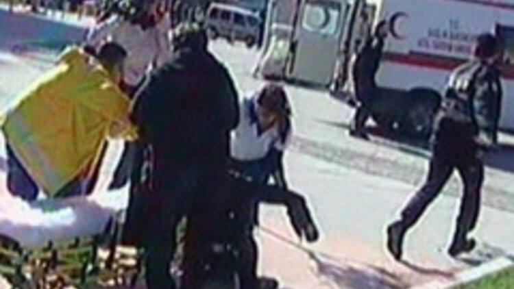 Taksim'de canlı bomba saldırısı