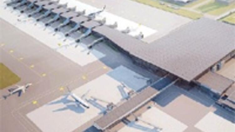 Letonya'nın Riga Havalimanı 250 milyon Euro'ya TAV'ın oldu