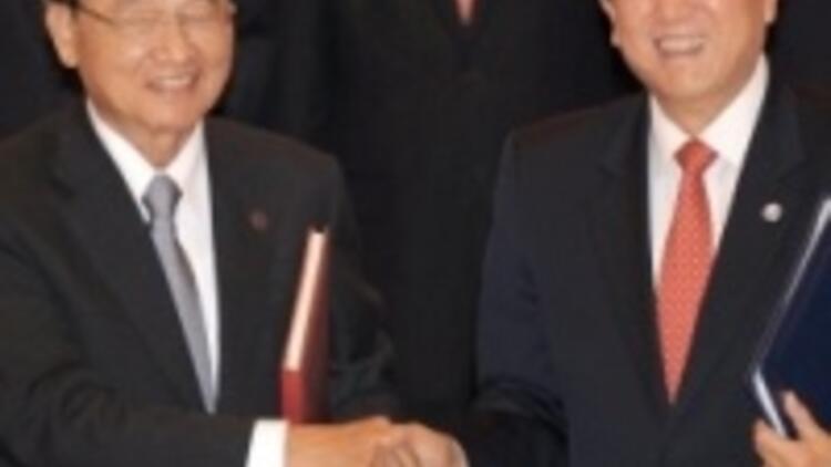 Tayvan ve Çin'den tarihi ticaret anlaşması