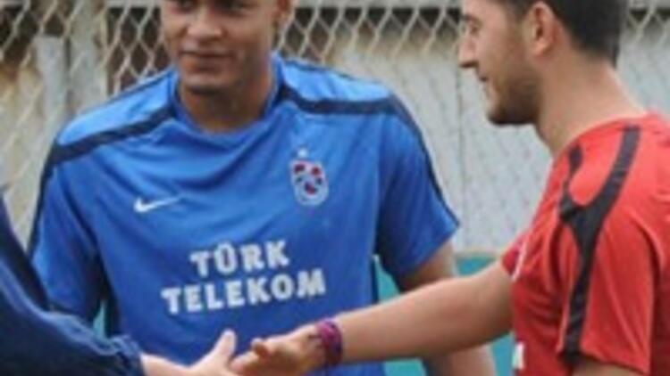 Trabzonsporda Henrique sevinci
