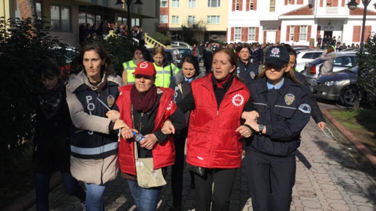 DİSK Genel Sekreteri Çerkezoğlu gözaltına alındı