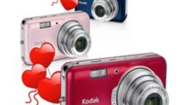 Kodak'tan anneleri sevindirecek renkler