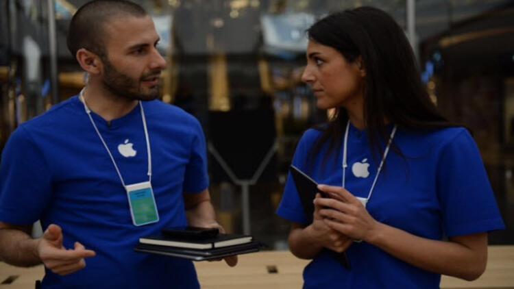 Apple Store'da çaylak olmayın