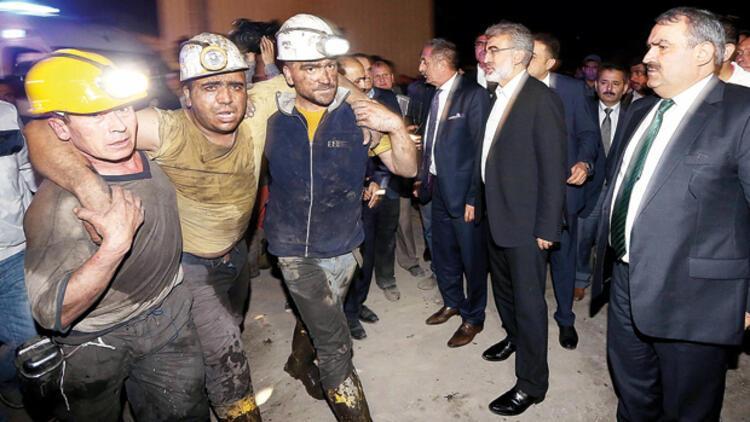 Bakan Taner Yıldız: 205 işçi kardeşimizi kaybettik