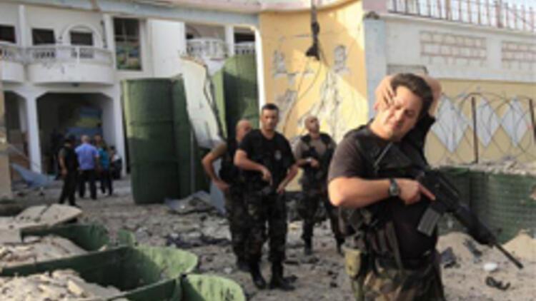 Somali'de Türk elçilik çalışanlarına bombalı saldırı