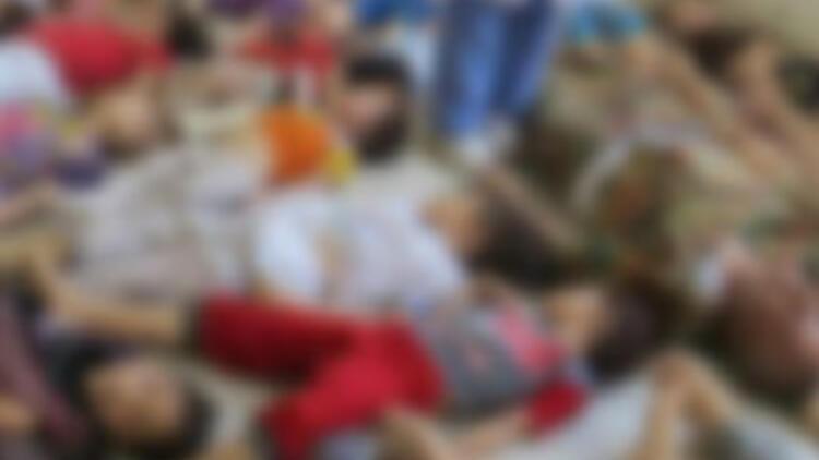 Suriye'de kimyasal saldırı iddiası: 1300 ölü