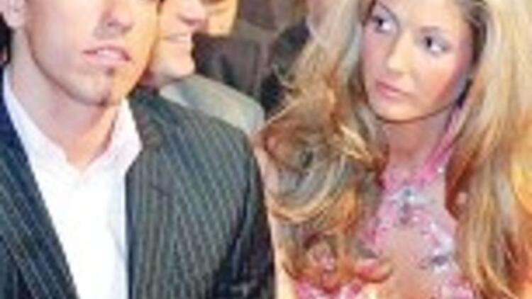 Milan Baros gizlice evlendi