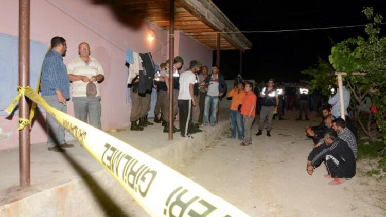 Aksaray'da korkunç cinayet: 2 kişi öldü, bir kişi ağır yaralı