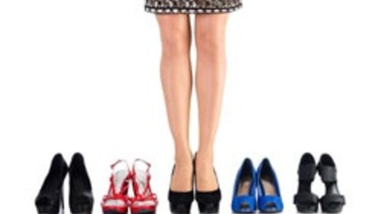 Düz ayakkabılar da sağlıksız olabilir