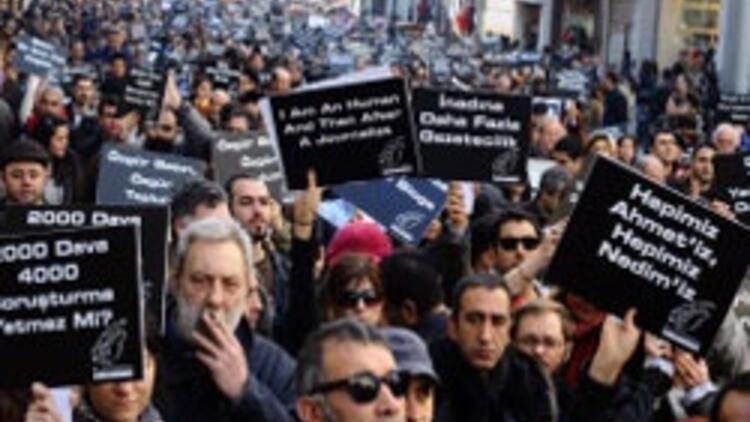 CPJ: Türkiye'de basın özgürlüğü krizde