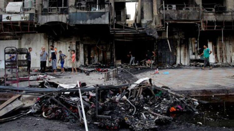 Bağdat'ta intihar saldırısı: En az 21 ölü
