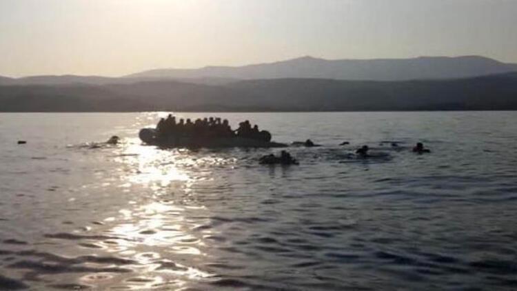 Yunan Sahil Güvenliği mülteci botunu patlattı iddiası