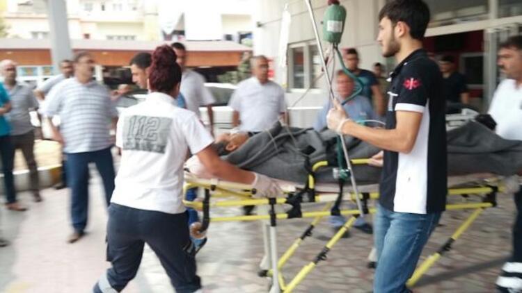 İskenderunda TEAŞ mühendisleri PKK'nın döşediği mayına bastı: 2 yaralı