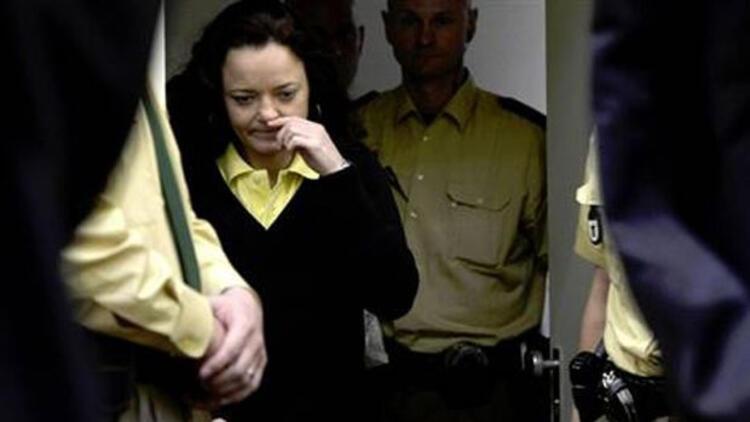 NSU davasının başsanığı Beate Zschaepe ile ilgili şok iddia
