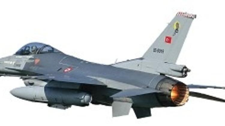 F-16'lar artık 'yerli bellek'le uçacak