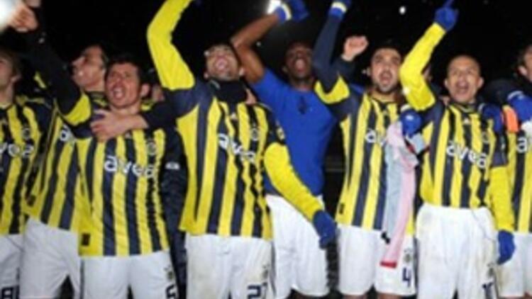 Fenerbahçe, Gençler'i kara boğdu