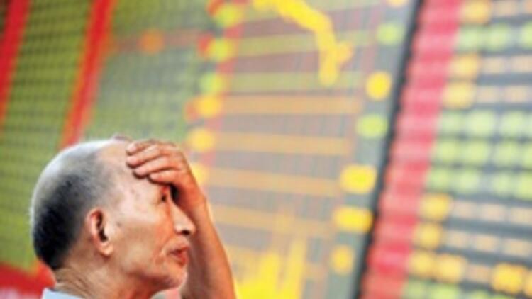 Piyasaları Çin çarptı