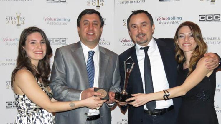 Shell & Turcas'a uluslararası ödül