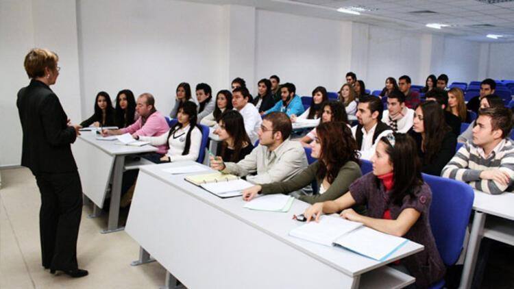 Yükseköğrenimde okullaşma oranı yüzde 38,5