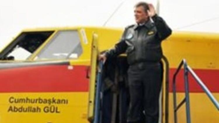 Cumhurbaşkanı Gül, Türk Hava Kurumu Üniversitesi'ni törenle açtı