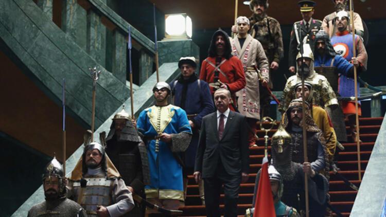 Eski Türk devleti askerleri görev almaya devam edecek