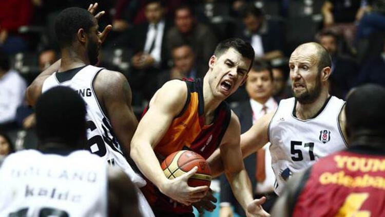 Beşiktaş Integral Forex: 64 - Galatasaray Liv Hospital: 65