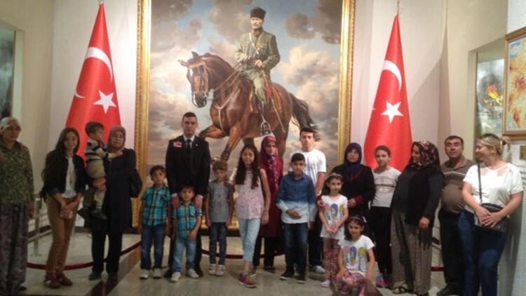 Ankara'da yeni hayallere yelken açtılar