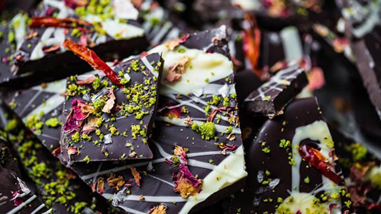 Aşkın yenebilir hali: Çikolata