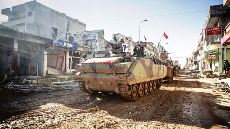 YPG: Şah Fırat Operasyonu'na destek verdik