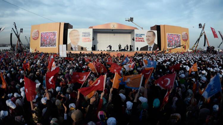 'AK Parti mitinginde bir çapulcu' yazısına suç duyurusu