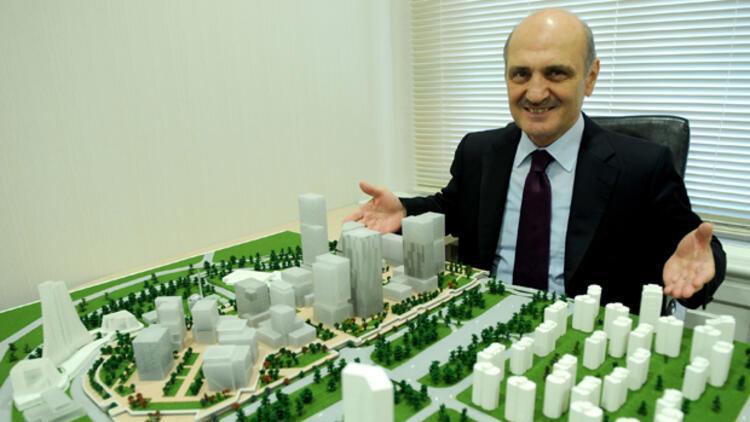 9 yılda 60 milyon metrekare inşaat 500 bin konut