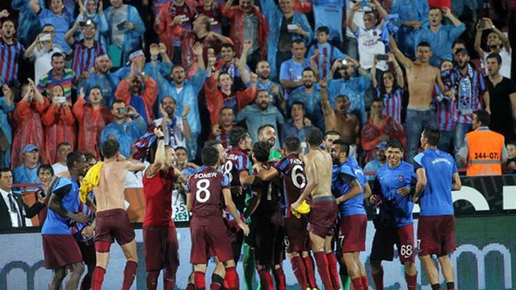 Trabzonspor'un 16 yıllık galibiyet hasreti