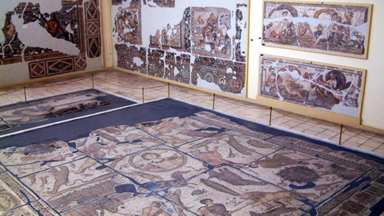 Hatay Arkeoloji Müzesinde restorasyon skandalı