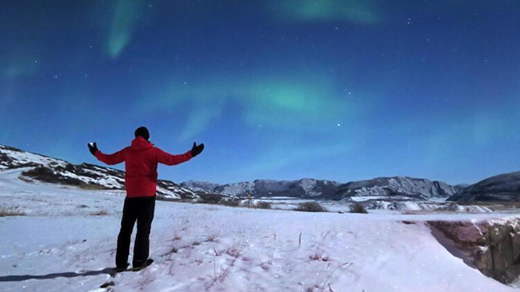 Grönland'a kışın giden çılgın Türk