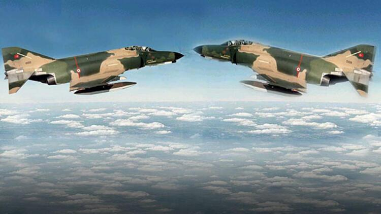 Uçan tabut RF-4E:  12 uçak 12 şehit