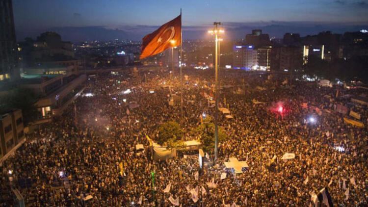 Gezi davasında 'dini islam' itirazı