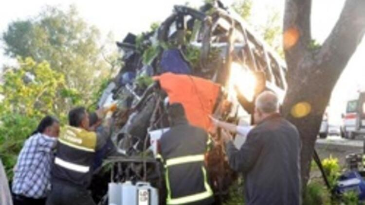 Kütahya'da feci kaza: 6 ölü