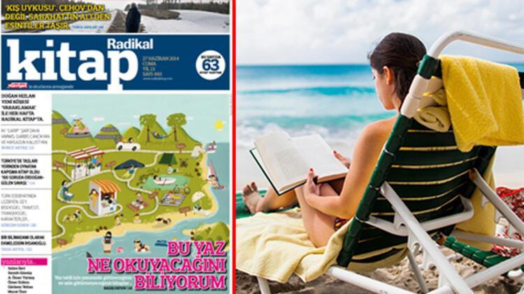 Bu yaz ne okuyacağını biliyoruz!
