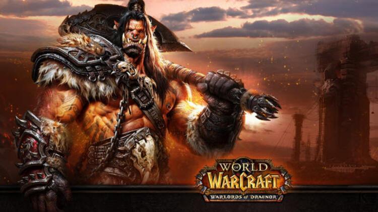 World of Warcraft: Warlords of Draenor'la birlikte 10 milyon aboneye ulaştı