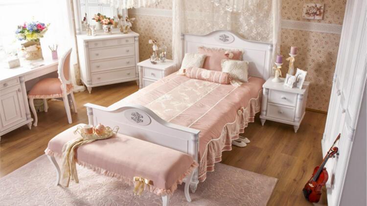 Yatak odasına stil önerileri