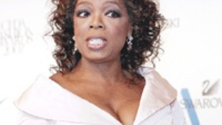 En zengin ünlü, TV yıldızı Oprah Winfrey