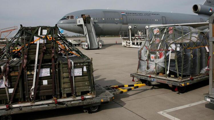 Kuzey Irak'a Alman silahları yola çıktı