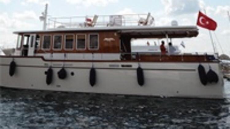 Şirket-i Hayriye teknesi yeniden Boğaz'da