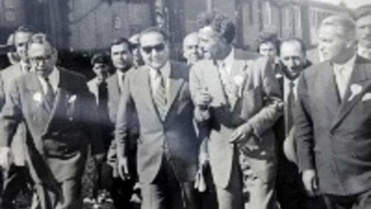 Menderes'in fotoğrafları 54 yıl sonra bulundu