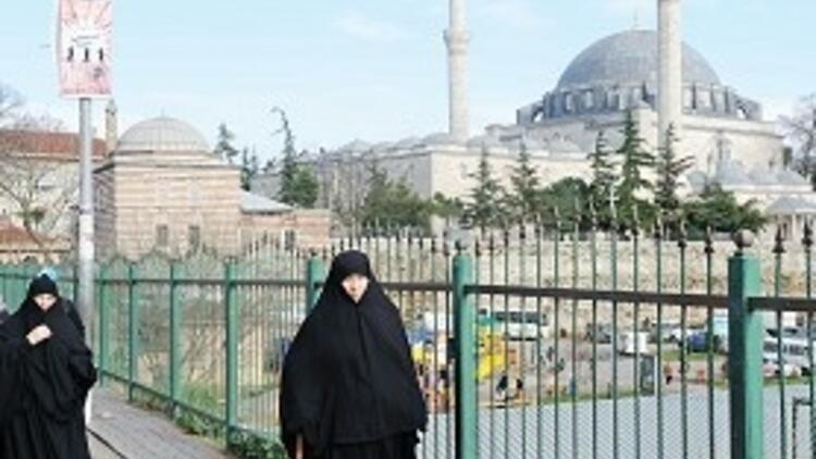 İstanbuldaki küçük Kudüs: Çarşamba