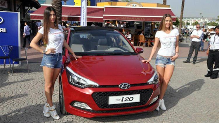İşte Hyundai'nin yenileri