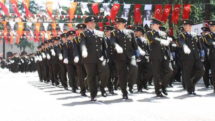 Kuleli Askeri Lisesi mezunları diplomalarını aldı